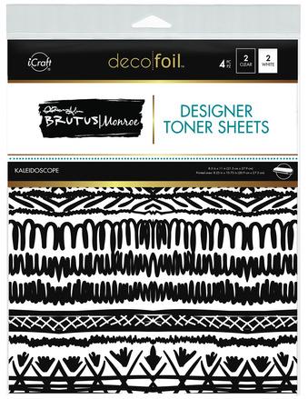 Brutus Monroe Designer Toner Sheets - Kaleidoscope picture