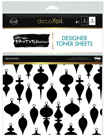Brutus Monroe Designer Toner Sheets  - Ornamental picture