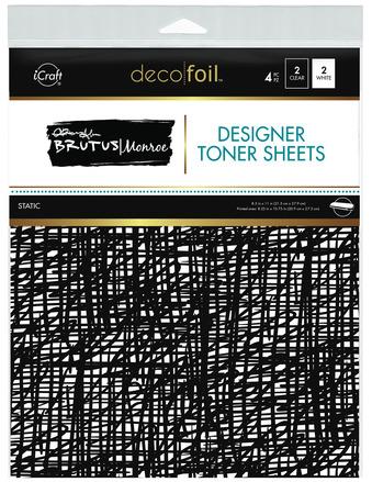 Brutus Monroe Designer Toner Sheets - Static picture
