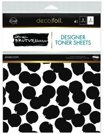 Brutus Monroe Designer Toner Sheets - Double Dots picture
