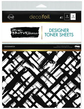 Brutus Monroe Designer Toner Sheets - Crosshatch picture