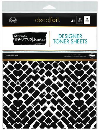 Brutus Monroe Designer Toner Sheets - Cobblestone picture