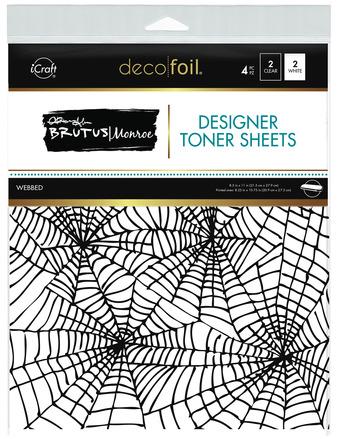 Brutus Monroe Designer Toner Sheets  - Webbed picture