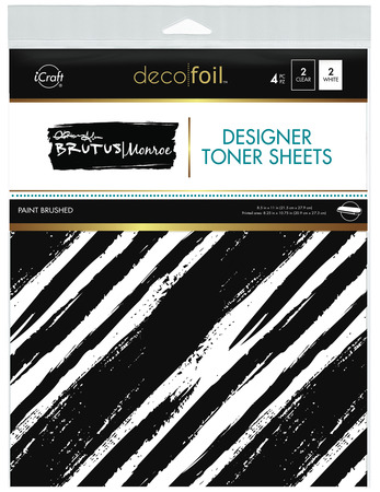 Brutus Monroe Designer Toner Sheets - Paint Brushed picture