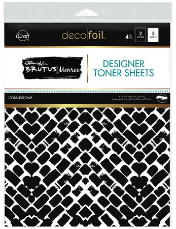 Brutus Monroe Designer Toner Sheets - Cobblestone