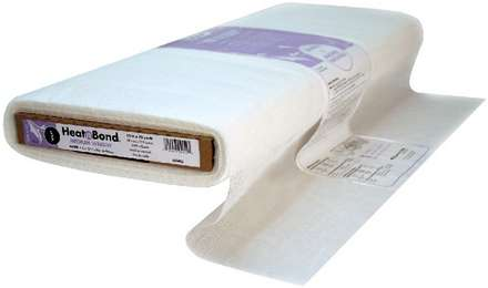 HeatnBond Weft Fusible Medium Weight (White 23 in. x By The Yard) picture
