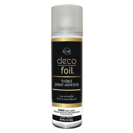 Deco Foil™ Fusible Spray Adhesive picture