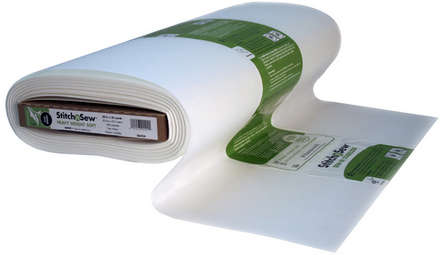 StitchnSew Non-Woven Cut-Away Heavy Weight Soft (White 20 in. x By The Yard) picture