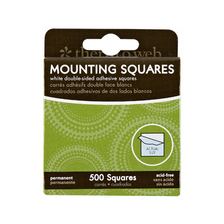 Mounting Squares • 500 Ct picture