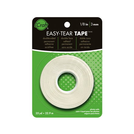 iCraft Adhesive™ Tape • 1/8 in. picture