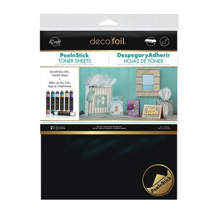 Deco Foil™ PeelnStick Toner Sheets picture