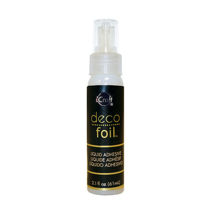 Deco Foil™ Liquid Adhesive 2.1oz picture