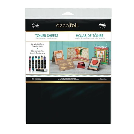 Deco Foil™ Toner Sheets picture