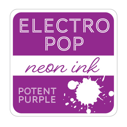 Rina K Designs Electro Pop Inks, Potent Purple picture