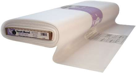 HeatnBond Tricot Fusible Medium Weight (White 60 in. d/f x By The Yard) picture