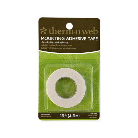 "Mounting Adhesive 1/4""x15' Tape picture"
