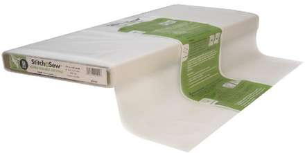 StitchnSew Wash-Away Water-Soluble Topping (Clear 19 in. x By The Yard) picture