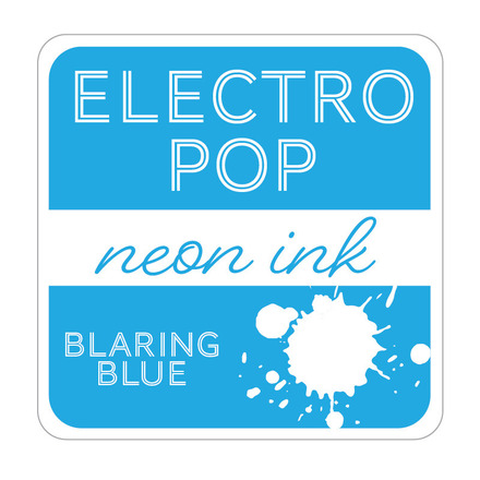 Rina K Designs Electro Pop Inks, Blaring Blue picture