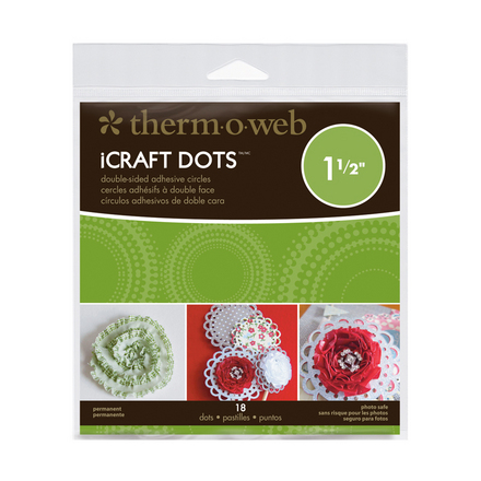 iCraft Adhesive™ Dots•  1.5 in picture