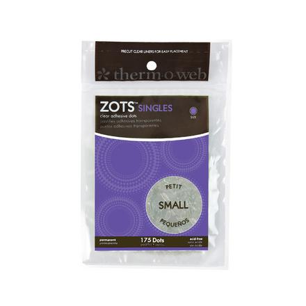 Zots™ Singles • Small picture