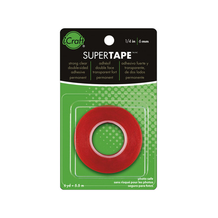 SuperTape™ Roll • 1/4 in picture