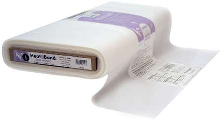 HeatnBond Weft Fusible Soft Weight (White 20 in. x By The Yard) picture