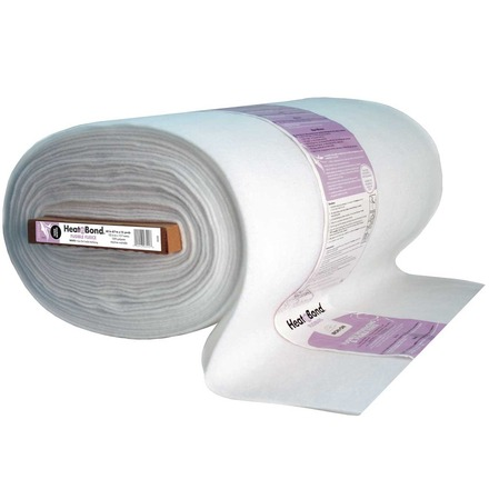 HeatnBond Fusible Fleece (White 60 in. x 1 yd d/f) picture