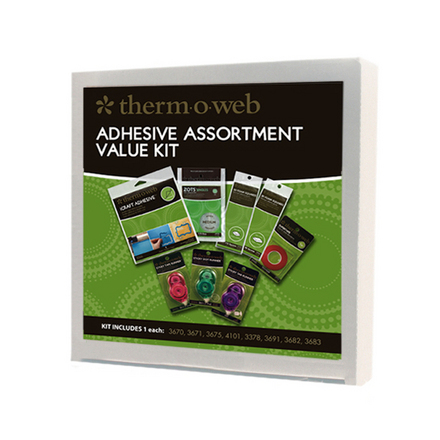 Adhesive Assortment Value Kit picture