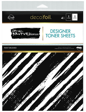 Brutus Monroe Designer Toner Sheets - Paint Brushed picture