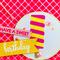 Rina K. Designs Neon Glitz Glitter Gel - Hello Yellow additional picture 2