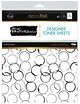 Brutus Monroe Designer Toner Sheets • Coffee Rings