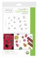 Gina K. Designs StampnFoil™ Foil-Mates Detail Sheet • Thankful Leaves