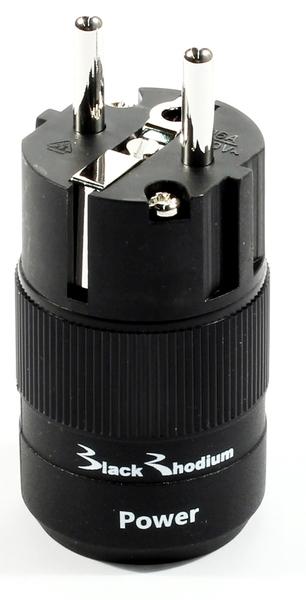 POWER Rhodium Plated Schuko Plug picture