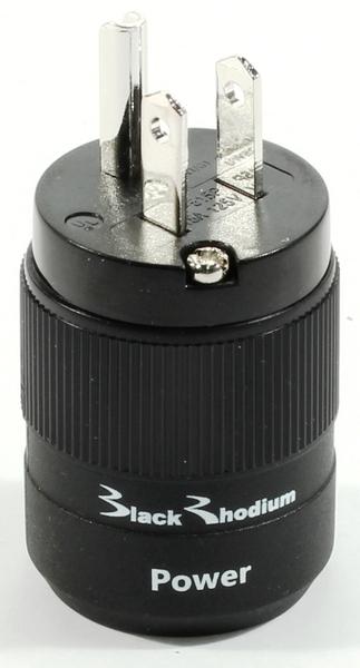 POWER Rhodium Plated USA Plug picture