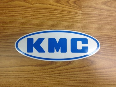 KMC Large Sticker picture