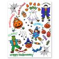 stick kids Halloween