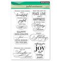 joyful sentiments