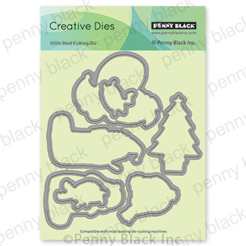 cozy critters cut out picture