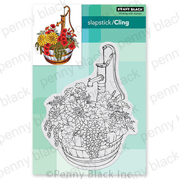 barrel of blooms picture