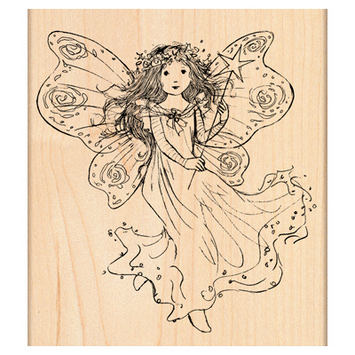 winged fairy picture
