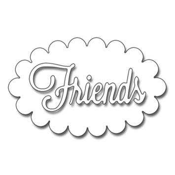 friends frame picture