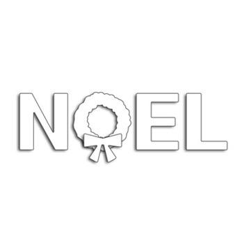 wreath noel picture