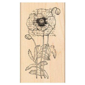 poppy poem picture