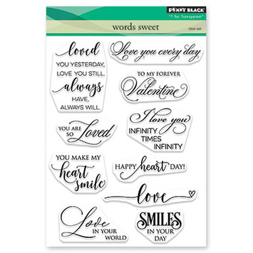 words sweet picture