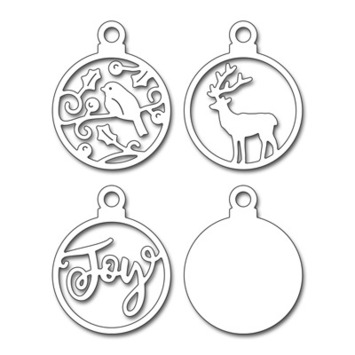 joyful ornaments picture