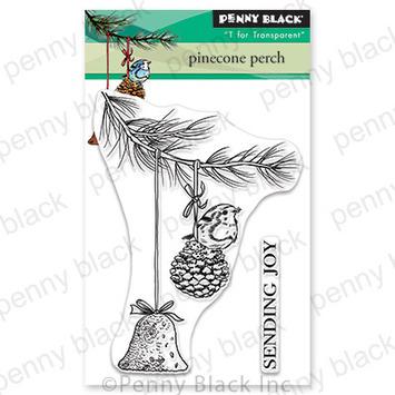 pinecone perch picture
