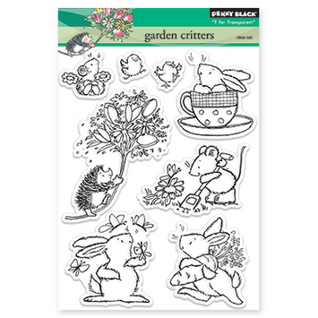 garden critters picture