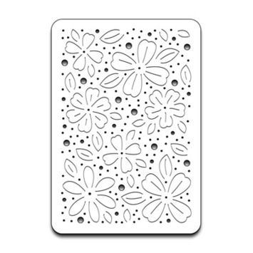 flower pop outs picture
