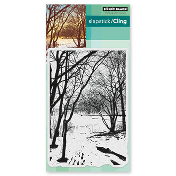 wintry trail picture