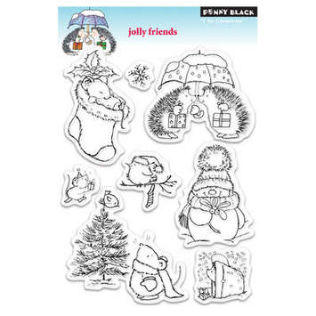 jolly friends picture